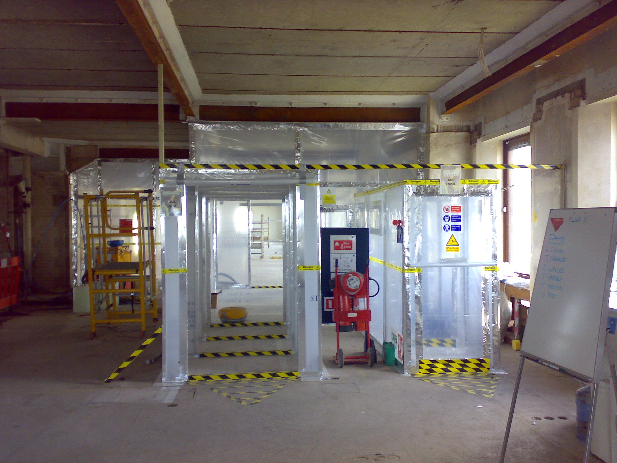 Asbestos Removal Manchester